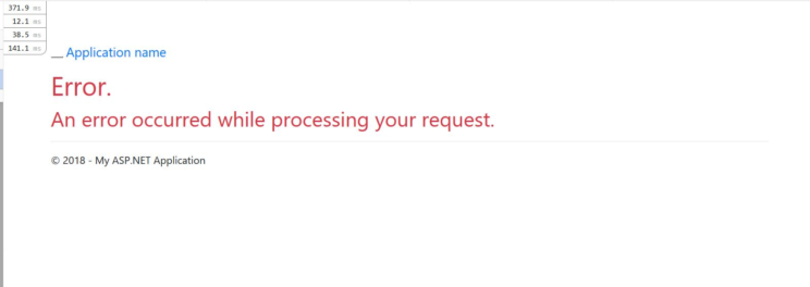 Custom Errors w ASP.NET MVC