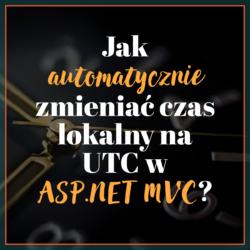 Jak automatycznie zmieniać czas lokalny na UTC