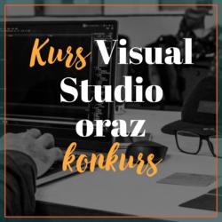 Kurs Visual Studio oraz konkrus