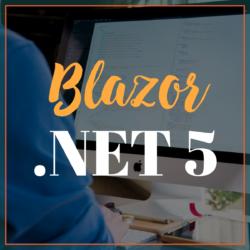 Blazor .NET 5