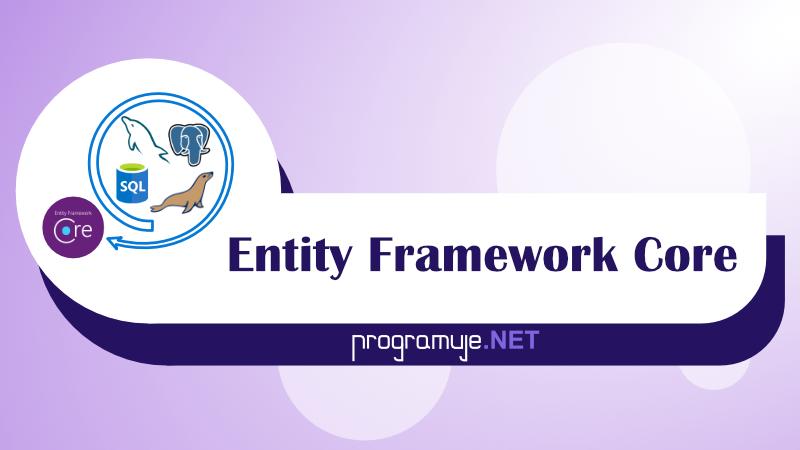 Szkolenie Entity Framework Core